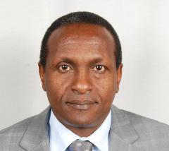 Eng. Stanley K.  Kamau