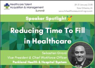 Reducing Time To Fill in Healthcare