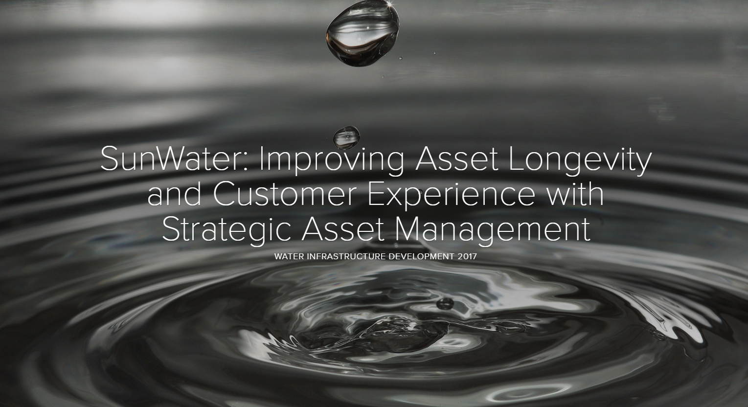 Improving Asset Longevity and Customer Experience with Strategic Asset Management