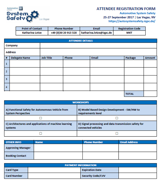 Download the Registration Form