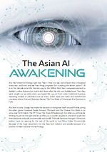 The Asian AI Awakening