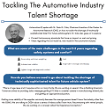 Tackling The Automotive Industry Talent Shortage