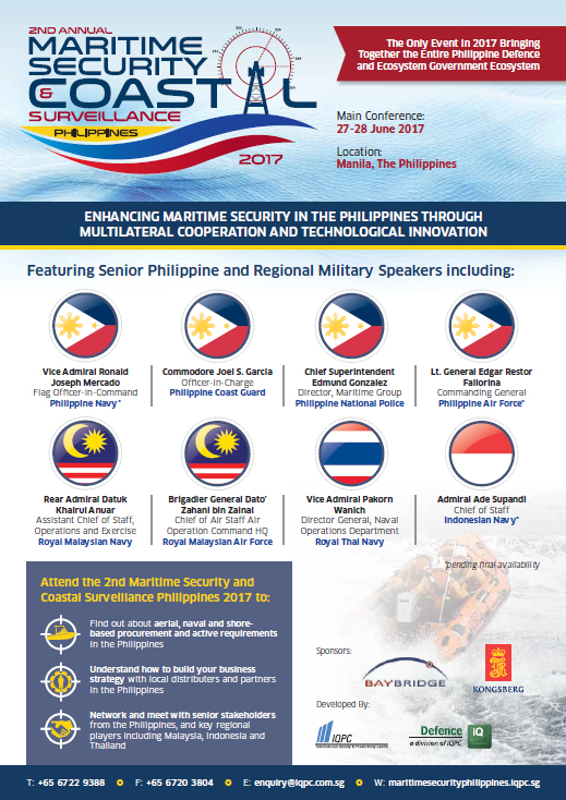 Maritime Security & Coastal Surveillance Philippines