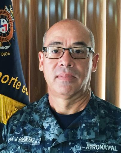 Commissioner José de Jesús Rodríguez