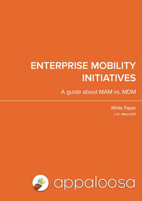 A guide about MAM vs MDM by Appoloosa