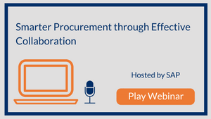 Smarter Procurement through Effective Collaboration