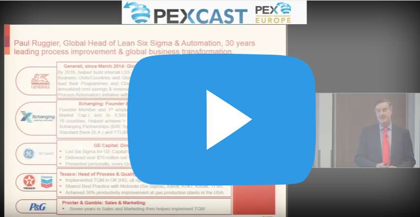 How Lean Six Sigma Is Helping Generali's Achieve A €1.5bn OPEX Target