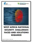 West Africa National Security - Challenges faced and solutions required