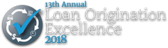 Loan Origination Excellence 2018