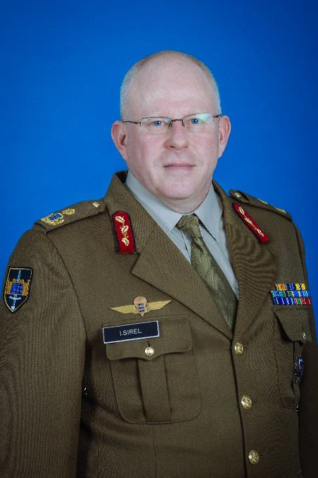 Brigadier General Indrek Sirel