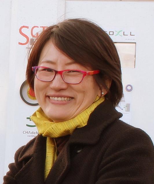 Tomoko Blech