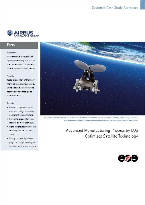EOS Customer Case Study Aerospace - Airbus