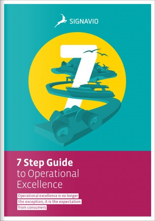 Signavio: 7 Step Guide to Operational Excellence
