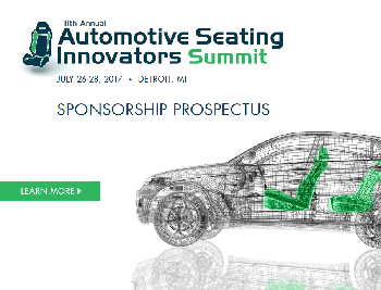 Automotive Seating Sponsorship Prospectus