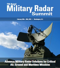 Download the Military Radar 2018 Agenda