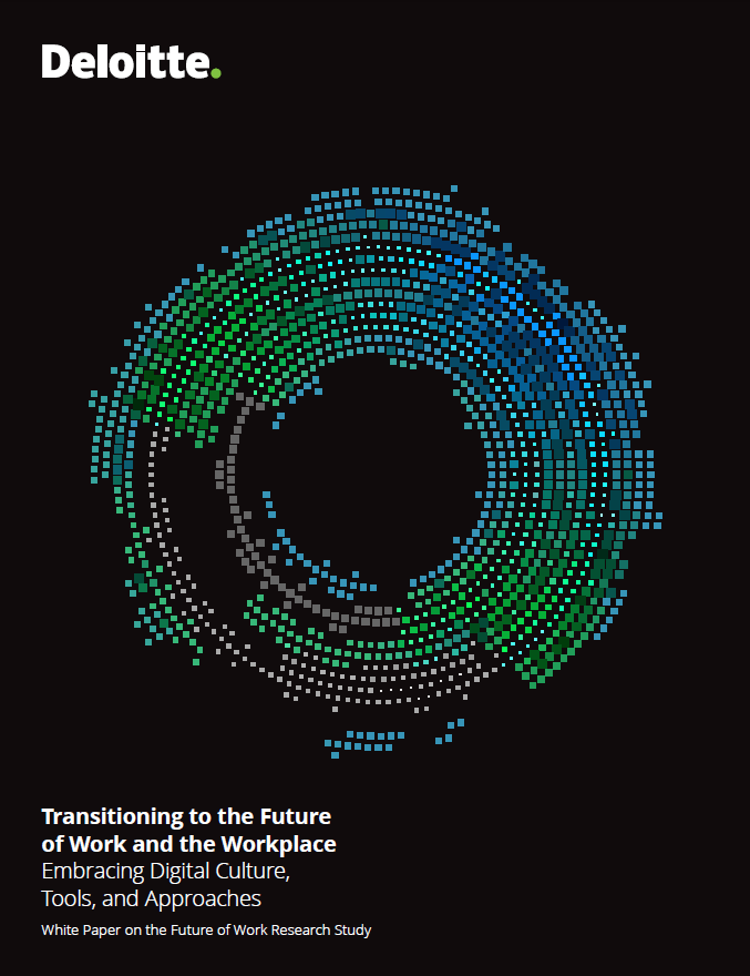 Transitioning to the Future of Work and the Workplace