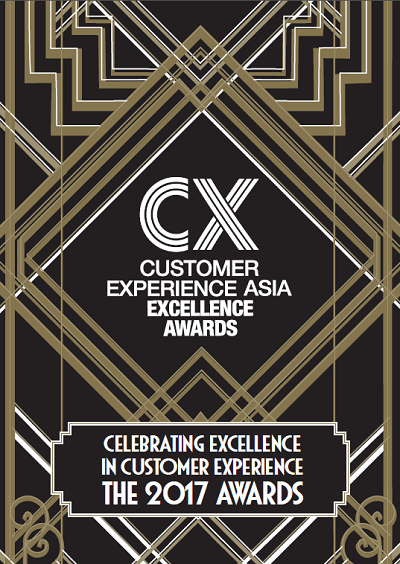 2017 Customer Experience Asia Excellence Awards Post-Show Report