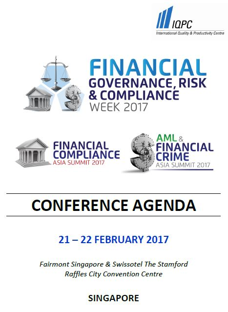 Financial GRC Week 2017