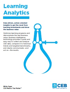Learning Analytics Data-driven, action-oriented insights