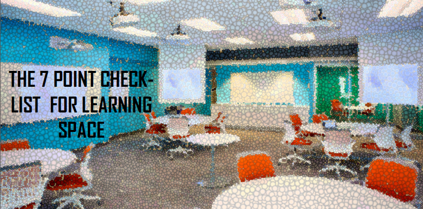 7 Point List for Learning Spaces - SPEX