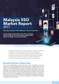 Malaysia SSO Market Report 2017