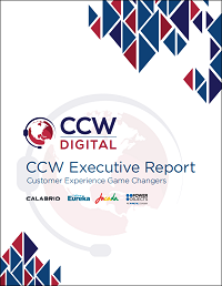 CCW Executive Report - Part 1: CX Game Changers