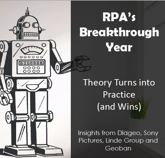 RPAs Breakthrough Year: Theory turns into practice and Wins