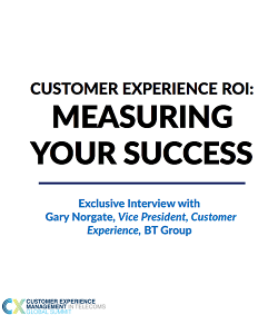 Customer Experience ROI: Measuring Your Success