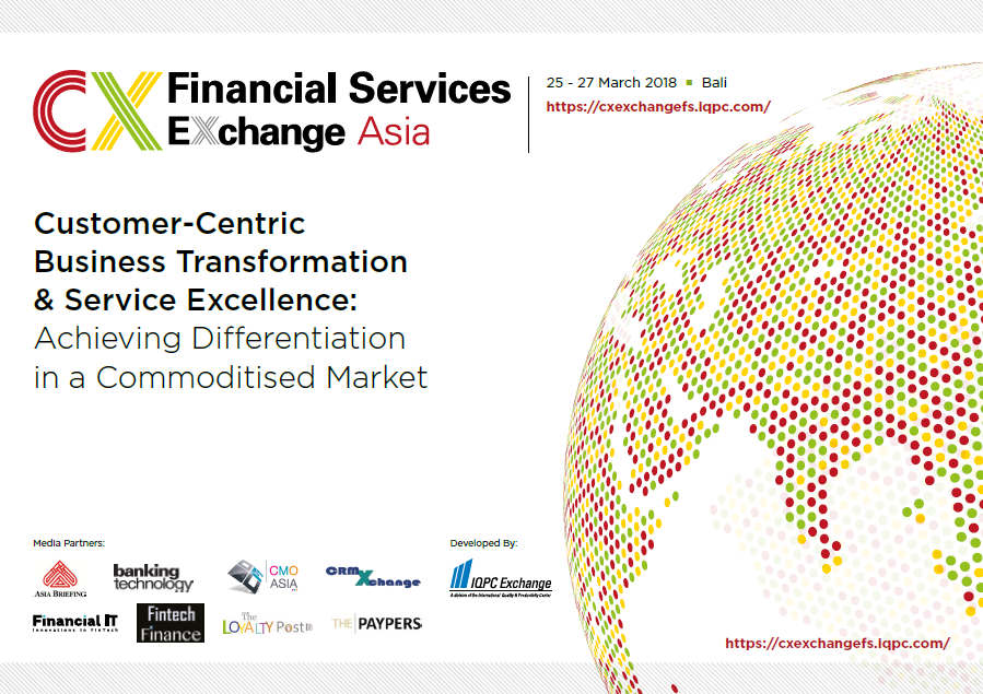 All you need to know about CX Financial Services Exchange Asia