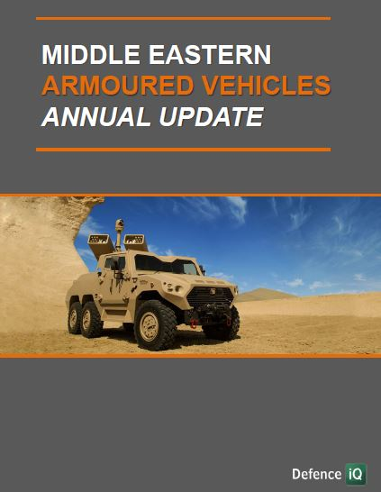 Middle Eastern Armoured Vehicles Annual Update