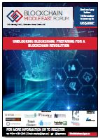 Blockchain Middle East Forum Brochure