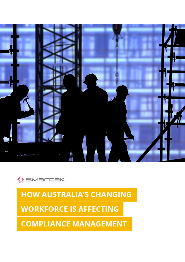 How Australia's changing workforce is affecting compliance management