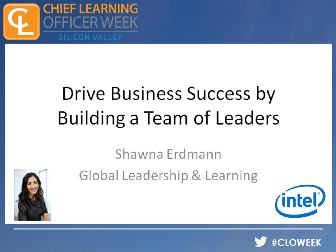 Drive Business Success By Building a Team of Leaders
