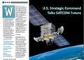 U.S. Strategic Command Talks SATCOM Future