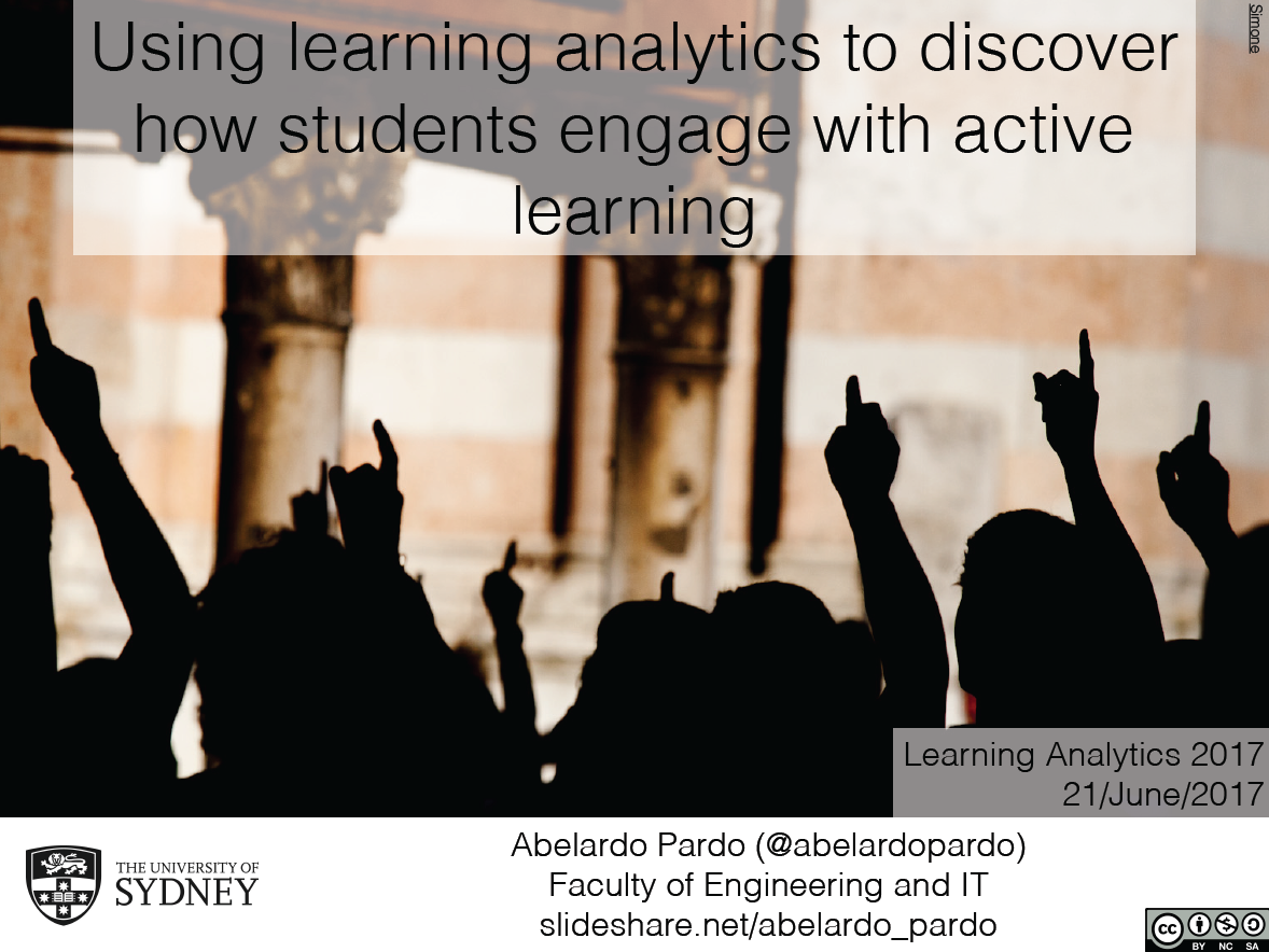 Using Learning Analytics to Discover How Students Engage With Active Learning