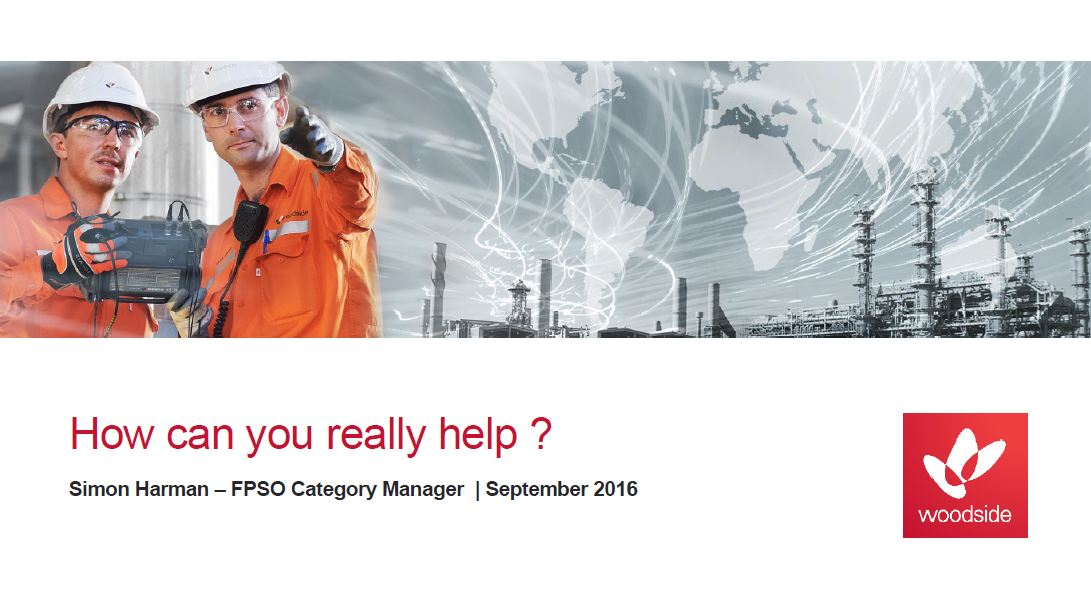 How FPSO Contractors Can Help Oil Companies Develop a Successful Business Case for an FPSO Development