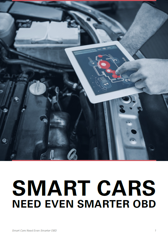 Report on Smart Cars Need Even Smarter On-Board Diagnostics