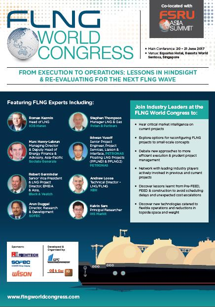 Download FLNG World Congress Brochure
