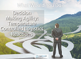 Decision Making Agility: Temperature Controlled Logistics Reactions