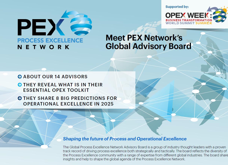 Meet PEX Network's Global Advisory Board
