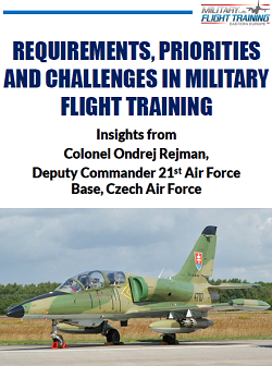 Requirements, Priorities and Challenges in Military Flight Training