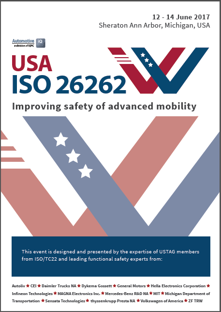 ISO 26262 USA Agenda 2017