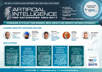 Download the brochure for Artificial Intelligence for Enterprise Asia