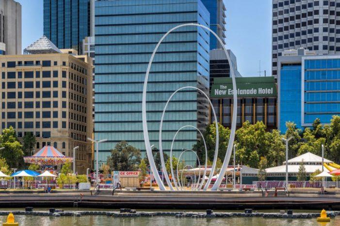 Travel Australia: Perth's New Esplanade Hotel