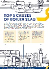 Top 5 Causes of Boiler Slag