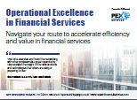 Operational Excellence in Financial Services Business Development Pack