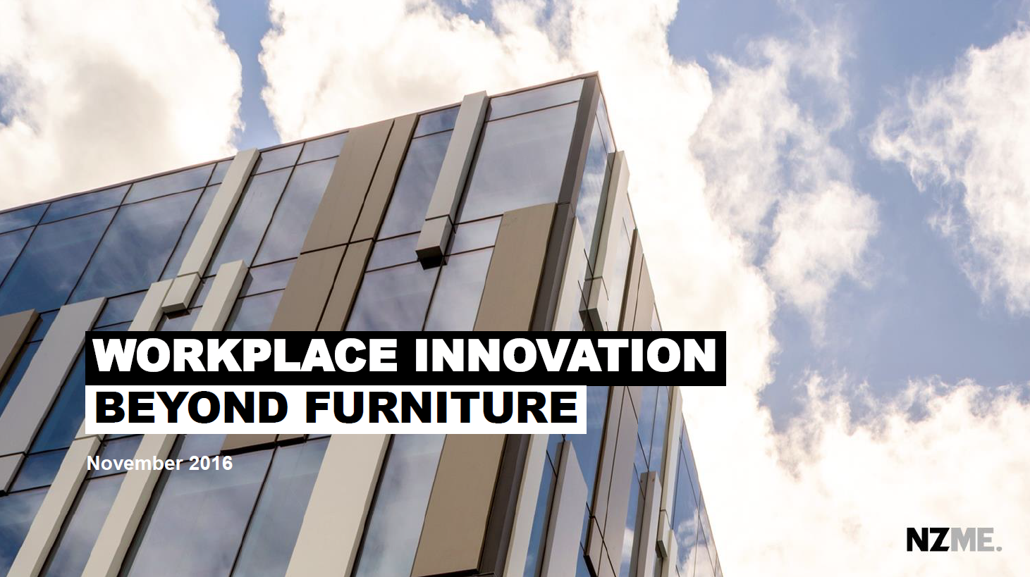 Beyond furniture – What workplace innovation and planning actually involves