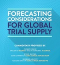 Forecasting Considerations in Clinical Trials