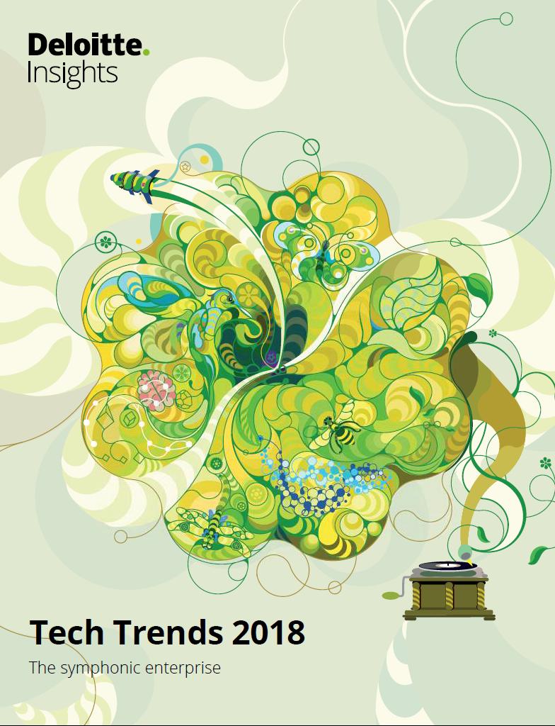 Full Tech Trends 2018 Report - Deloitte