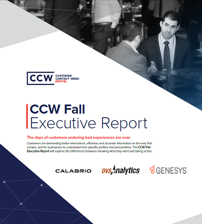 CCW Fall Executive Report